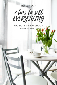 7 Tips to Sell Everything You Post on Facebook Marketplace